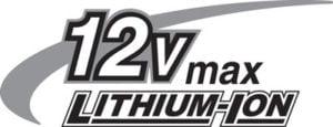Makita 12V Max Lithium Ion Logo