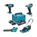 Makita set kosacica duvac i busilice V2